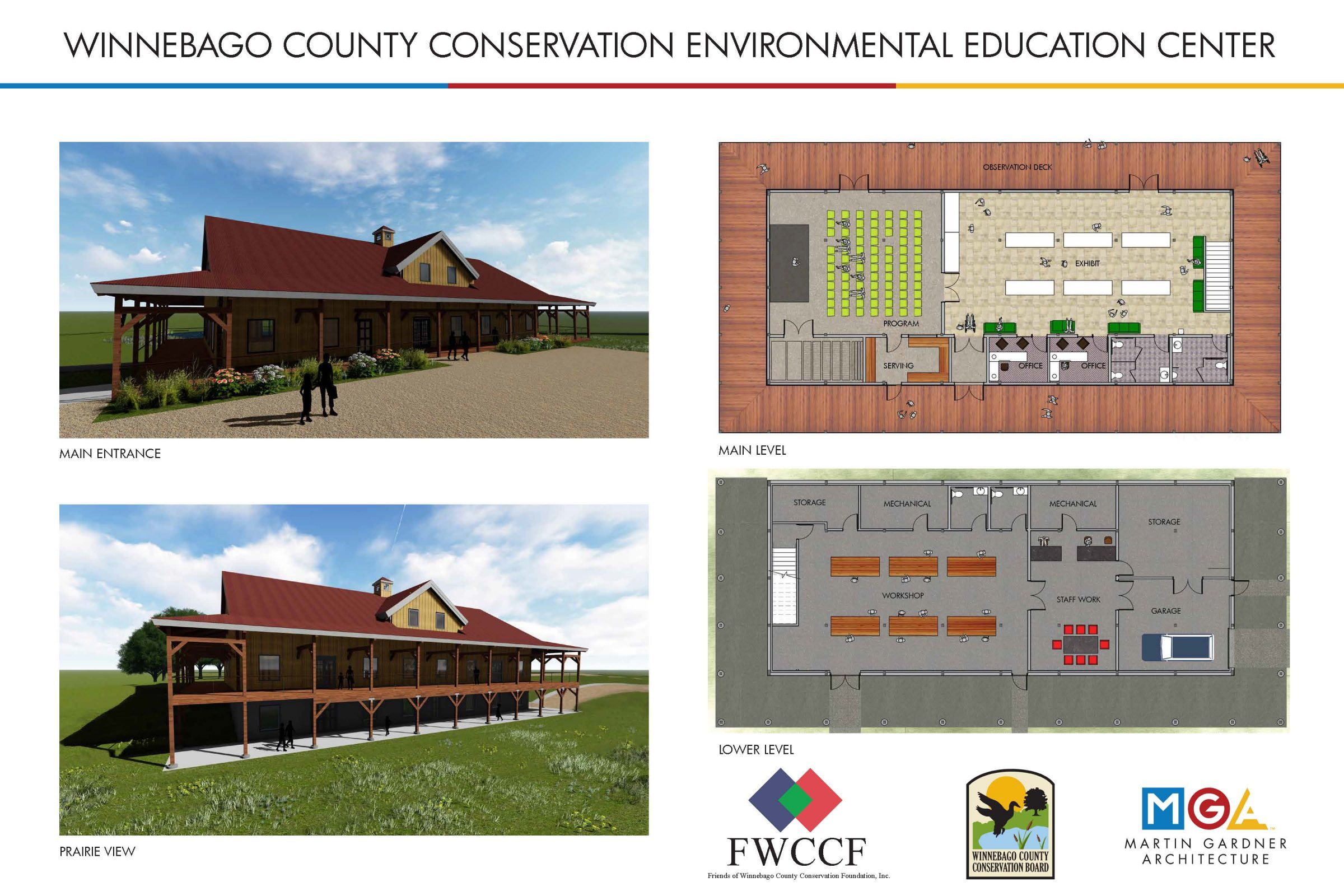 Winnebago County Conservation Environmental Education Center Draft